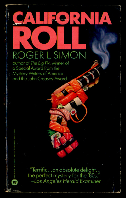 California Roll by Roger Simon