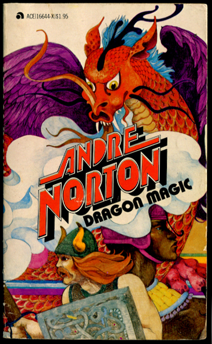 Dragon Magic by Andre Norton