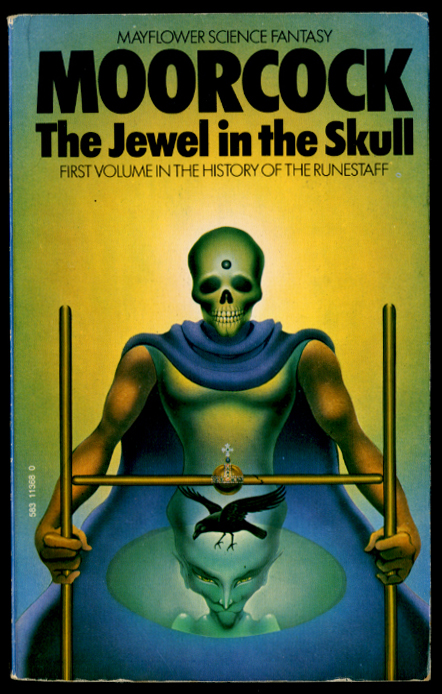 The Jewel in the Skull by Moorcock