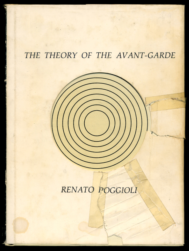 Theory of the Avant-Garde by Renato Poggiou